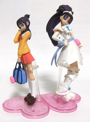 ふたりはプリキュアSplash☆Starフィギュア美翔舞&キュアイーグレット.JPG