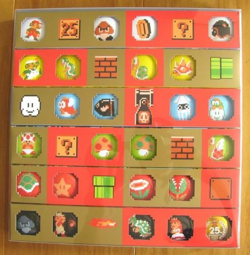 クラブニンテンドー 2010年度プラチナ会員特典 オリジナルバッジコレクション.JPG