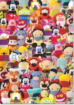 ディズニー集合クリアファイル1.jpg